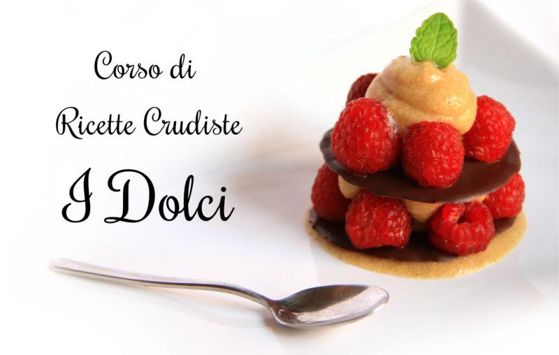 Corso cucina crudista i dolci bologna 11 dicembre 2014 - Corsi cucina bologna ...