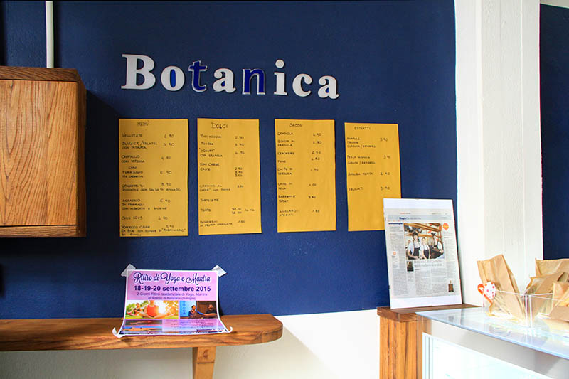 Bacheca di Botanica Lab