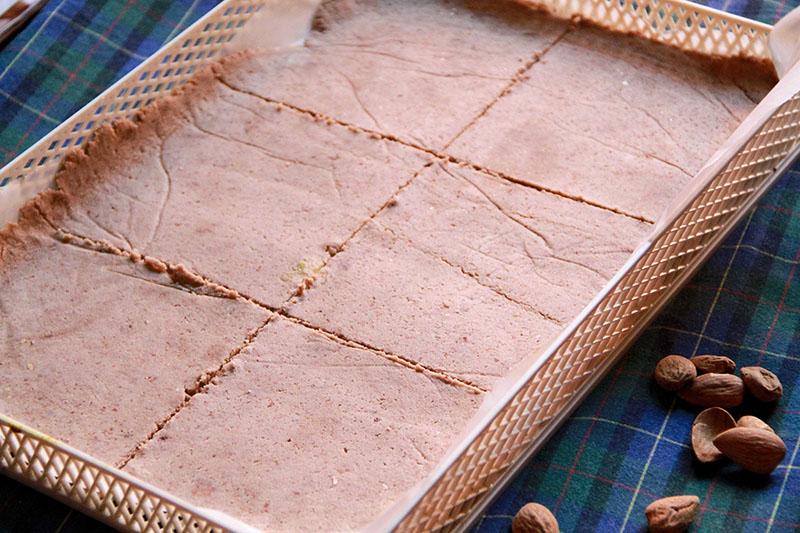 Impasto steso per cannoli crudisti siciliani